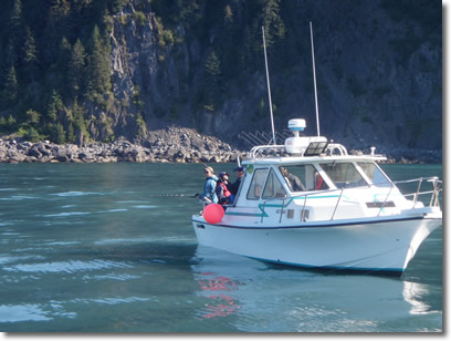 All our charter boats are equipped with everything you need for a comfortable and safe Alaska Fishing adventure