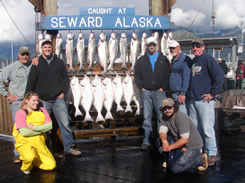 great fishing in seward alaska